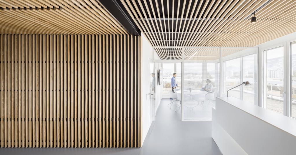 Laudescher solutions architecturales bois