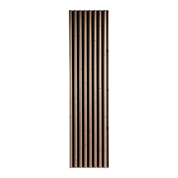 laudescher panneau bois acoustique linea 3D bamboo