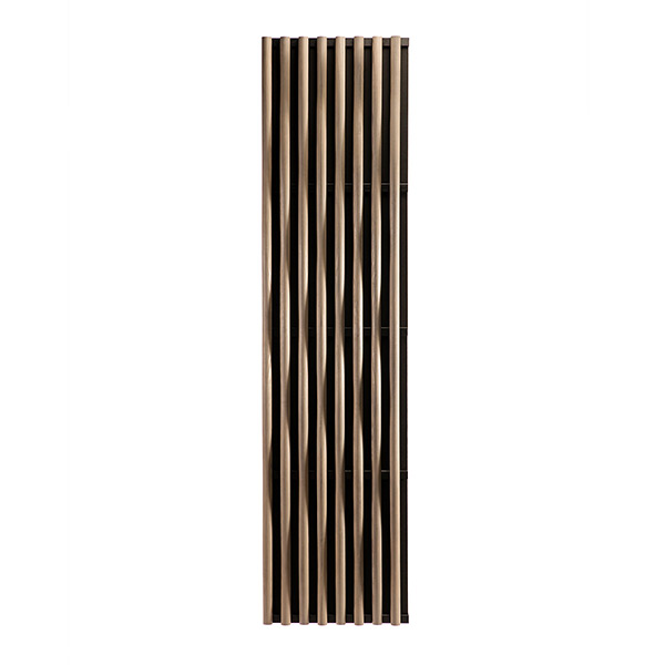 laudescher panneau bois acoustique linea 3D bamboo wave