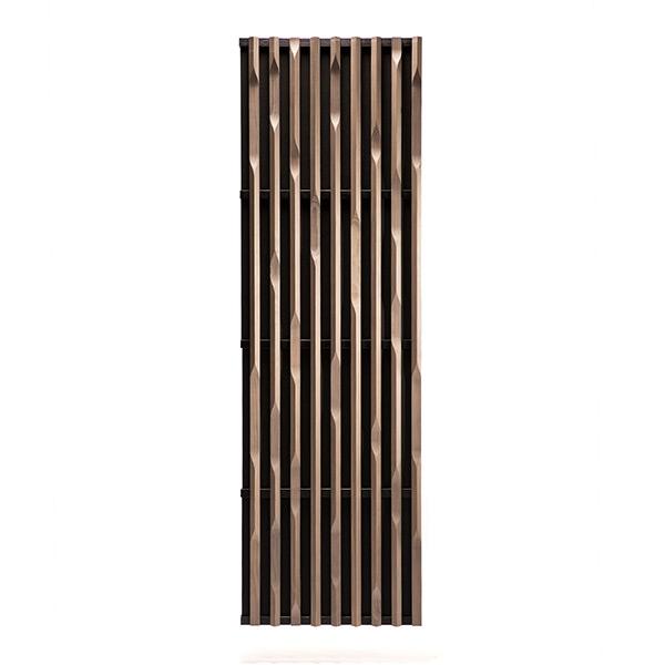 laudescher panneau bois acoustique linea 3D edge