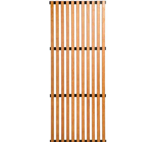 laudescher parea 20S+ panneau d'habillage en bois massif pour façades